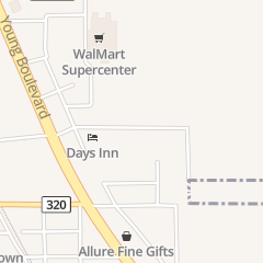 Directions for All Star Sweepstakes in Chiefland, FL 712 NW 21St Ave