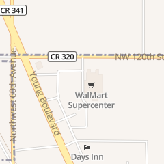 Directions for Cost Cutters Family Hair Care in Chiefland, FL 2201 N Young Blvd