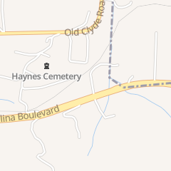 Directions for Braswell W Kelley MD in Clyde, NC 6750 Carolina Blvd