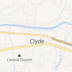 Directions for Byte ME Computer Services in Clyde, NC 3322 Broad St