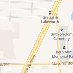 Directions for Del Taco in Roseville, MI 32439 Gratiot Ave