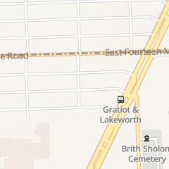 Directions for Chili's in Roseville, MI 32487 Gratiot Ave