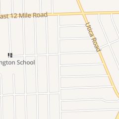 Directions for Pizza Hut in Roseville, MI 24200 Harpet Ave