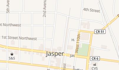 Directions for Jasper Hardware & Supply CO Inc - Hardware in Jasper, FL 202 Central Ave Nw