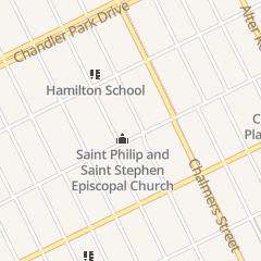 Directions for Victory Fellowship Baptist Church in Detroit, MI 14225 Frankfort St