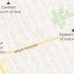 Directions for Greater Saint Stephen Miss Church in Detroit, MI 3952 Dickerson St