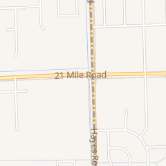 Directions for King of Hayes Inc in Shelby Township, MI 46925 Hayes Rd
