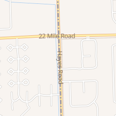 Directions for Klida David Pc in Shelby Township, MI 48881 Hayes Rd