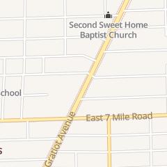 Directions for Aj Plus in Detroit, MI 14375 Gratiot Ave