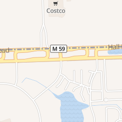 Directions for Costco Wholesale in Shelby Township, MI 14891 Hall Rd