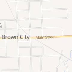Directions for Brown City Fire Department in Brown City, MI 4186 Main St