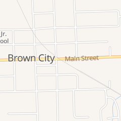 Directions for Brown City Elevator Inc in Brown City, MI 4185 Main St