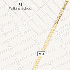 Directions for Refuge Cathedral in Detroit, MI 12227 Findlay St