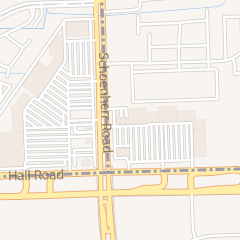 Directions for Hall Road Cleaners in Shelby Township, MI 13957 Hall Rd