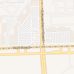 Directions for Kentucky Fried Chicken in Utica, MI 45101 Schoenherr Rd