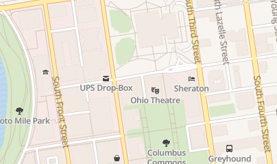 Directions for Brewmasters Gate in Columbus, OH 21 E State St