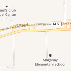 Directions for Dooleys in Sterling Heights, MI 12414 Hall Rd