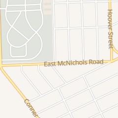 Directions for Morrish Science Temple of America Inc in Detroit, MI 11301 E Mcnichols Rd