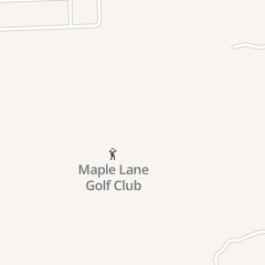 Directions for Maple Lane Golf Club in Sterling Heights, MI 33203 Maple Lane Dr