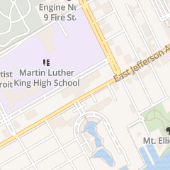 Directions for The Kirlin Company in Detroit, MI 3401 E Jefferson Ave