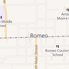 Directions for Rolling Streams Water Softner in Romeo, MI 209 N Main St
