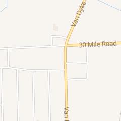 Directions for Kulpa James Dds in Washington, MI 64845 Van Dyke Rd Ste 3