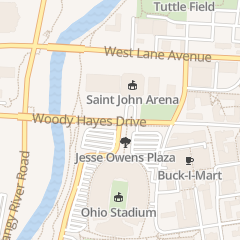 Directions for Osu Ice Rink in Columbus, OH 390 Woody Hayes Dr