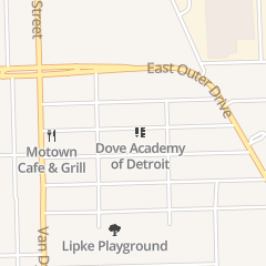 Directions for Our Lady Queen of Heaven Church in Detroit, MI 8200 Rolyat St