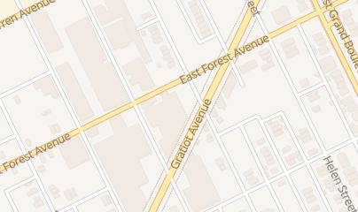 Directions for Patriot Roofing Detroit in Detroit, MI 6675 gratiot ave #100