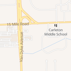 Directions for Days Inn Sterling Nights Inc in Sterling Heights, MI 34858 Van Dyke Ave