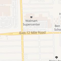 Directions for Applebee's in Warren, MI 8025 E 12 Mile Rd