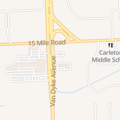 Directions for Angelo's Avenue Grille in Sterling Heights, MI 34834 Van Dyke Ave