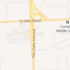 Directions for Cedar Kabob & Cafe in Sterling Heights, MI 34796 Van Dyke Ave