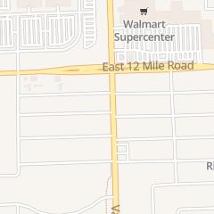 Directions for Ham Center Restaurant in Warren, MI 28809 Van Dyke Ave