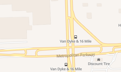 Directions for Rj's Bar & Grill in Sterling Heights, MI 37125 Van Dyke Ave