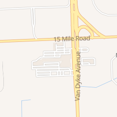 Directions for BEST WESTERN in STERLING HEIGHTS, MI 34911 VAN DYKE AVE