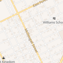 Directions for Saint Elizabeth Rectory in Detroit, MI 3138 E Canfield St