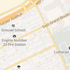 Directions for Go Tell It Ministry in Detroit, MI 1745 E Grand Blvd