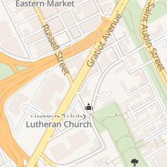 Directions for Antietam Restaurant in Detroit, MI 1428 Gratiot Ave