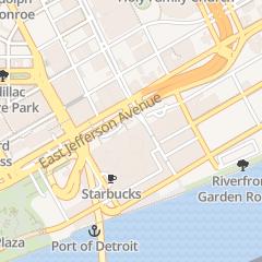 Directions for Fish City in Detroit, MI 400 Renaissance Ctr