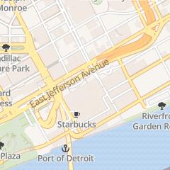 Directions for Joe Muer Seafood in Detroit, MI 400 Renaissance Center #1404