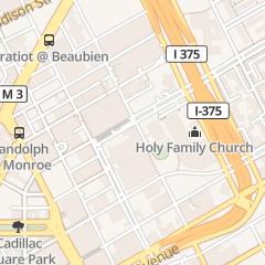 Directions for Metro Times in Detroit, MI 733 Saint Antoine St