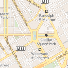 Directions for Parc (Palo Alto Research Center) in Detroit, MI 800 Woodward Ave