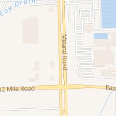 Directions for Buffalo Wild Wings Grill & Bar in Warren, MI 29287 Mound Rd