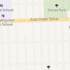 Directions for Conant Congregation in Detroit, MI 19700 Moenart St
