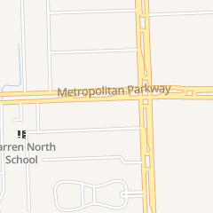 Directions for Goss Chiropractic Clinic in Sterling Heights, MI 5600 Metropolitan Pkwy