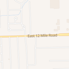Directions for Oasis Mediter Cuisine in Warren, MI 5709 E 12 Mile Rd