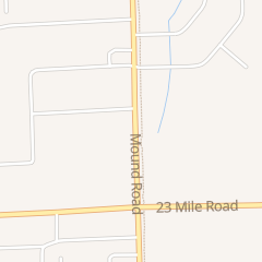 Directions for Bassett Family Chiropractic in Shelby Township, MI 51309 Mound Rd