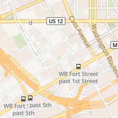 Directions for Afscme Local 1659 in Detroit, MI 600 W Lafayette Blvd Ste L125