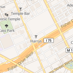 Directions for Harrys Detroit in Detroit, MI 2482 Clifford St